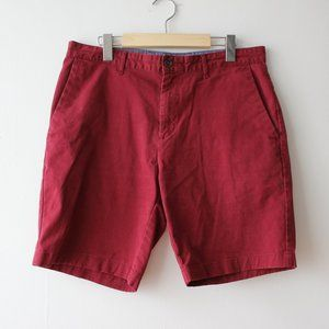 Michael Kors Red Shorts Size 32